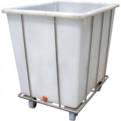 Transportwagen für Fleischwanne 190 Liter