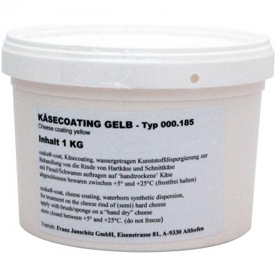 Käsecoating gelb 1kg