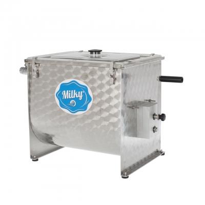 Milky Buttermaschine FJ 32, Hanbetrieb