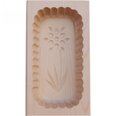 Buttermodel Holz 250g