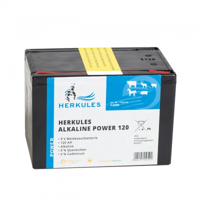 HERKULES Alkaline Power 120