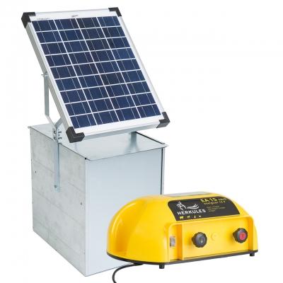 HERKULES EA 15 Solar Weidezaungerät