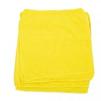 Mikrofasertücher gelb