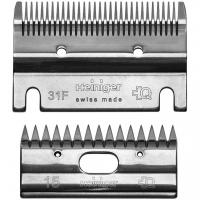 Schermesser Set 31F/15