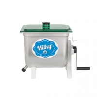 Milky Buttermaschine FJ 10, Handbetrieb