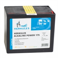 Alkaline Super 175
